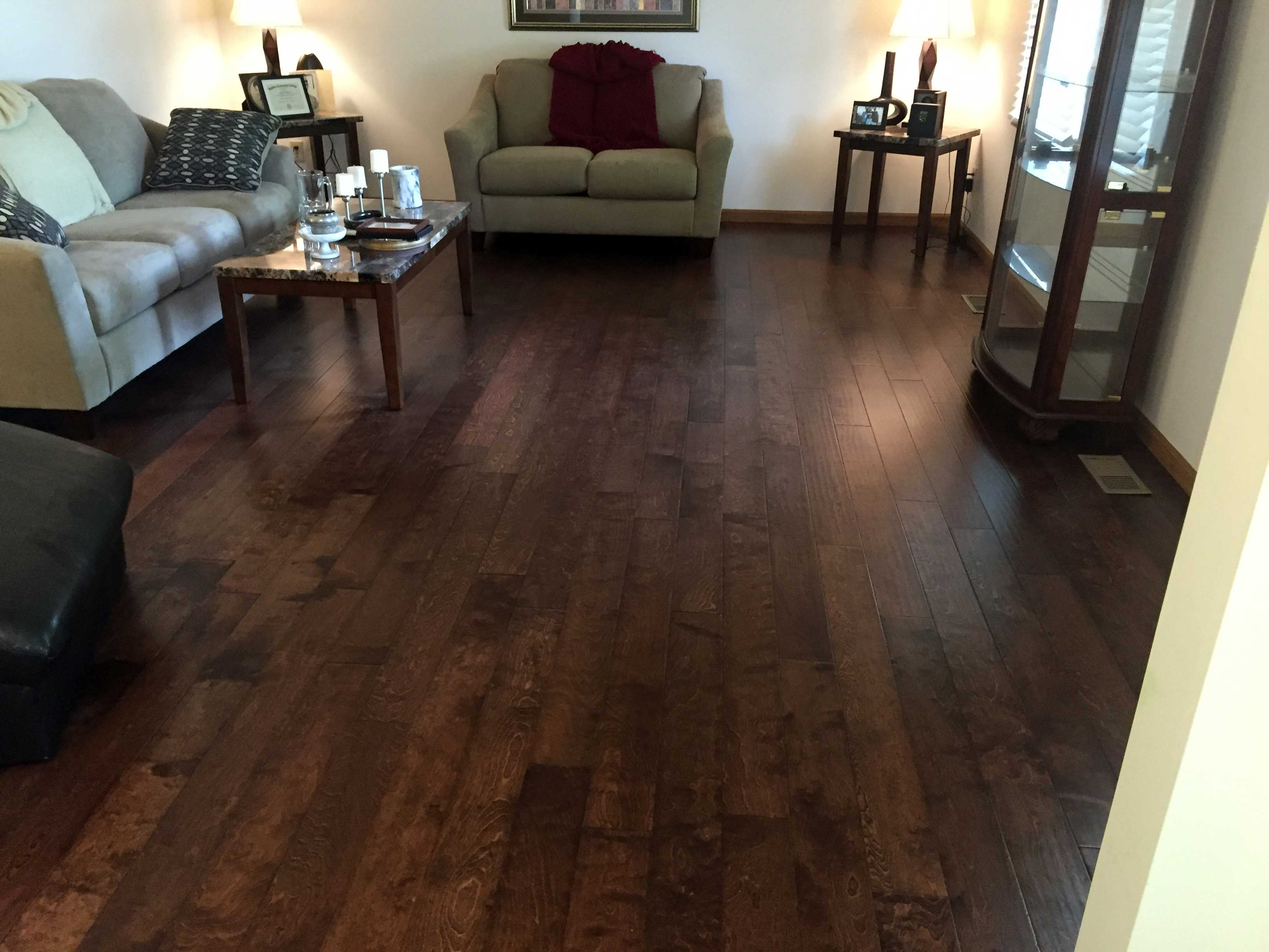 photos installation oak saddle bruce floors hardwood floor img